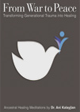 From War to Peace Meditation CD