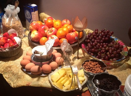 MW breakfast food photo