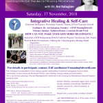 Meaningfulworld, 17 November, 2018 Integrative Healing & Self Care